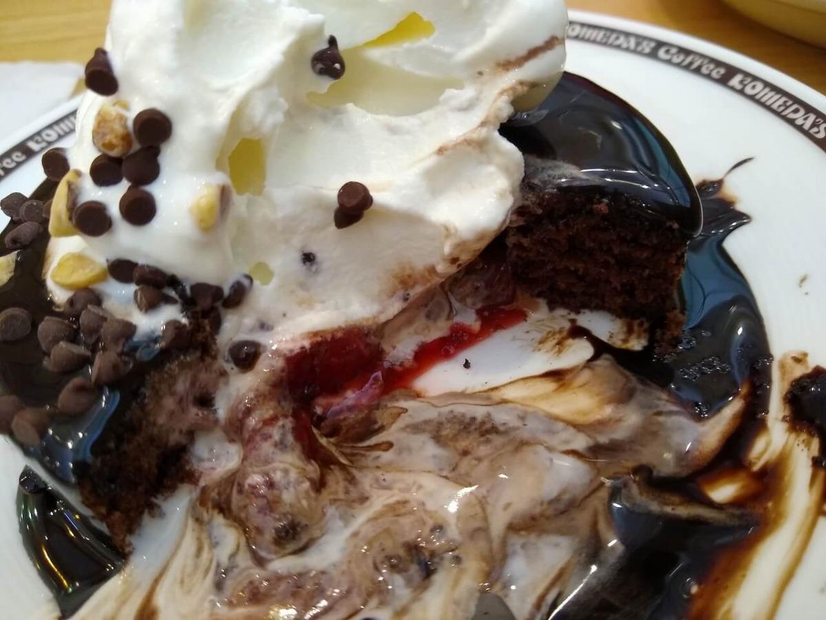 クロネージュリッチショコラ食べてみた