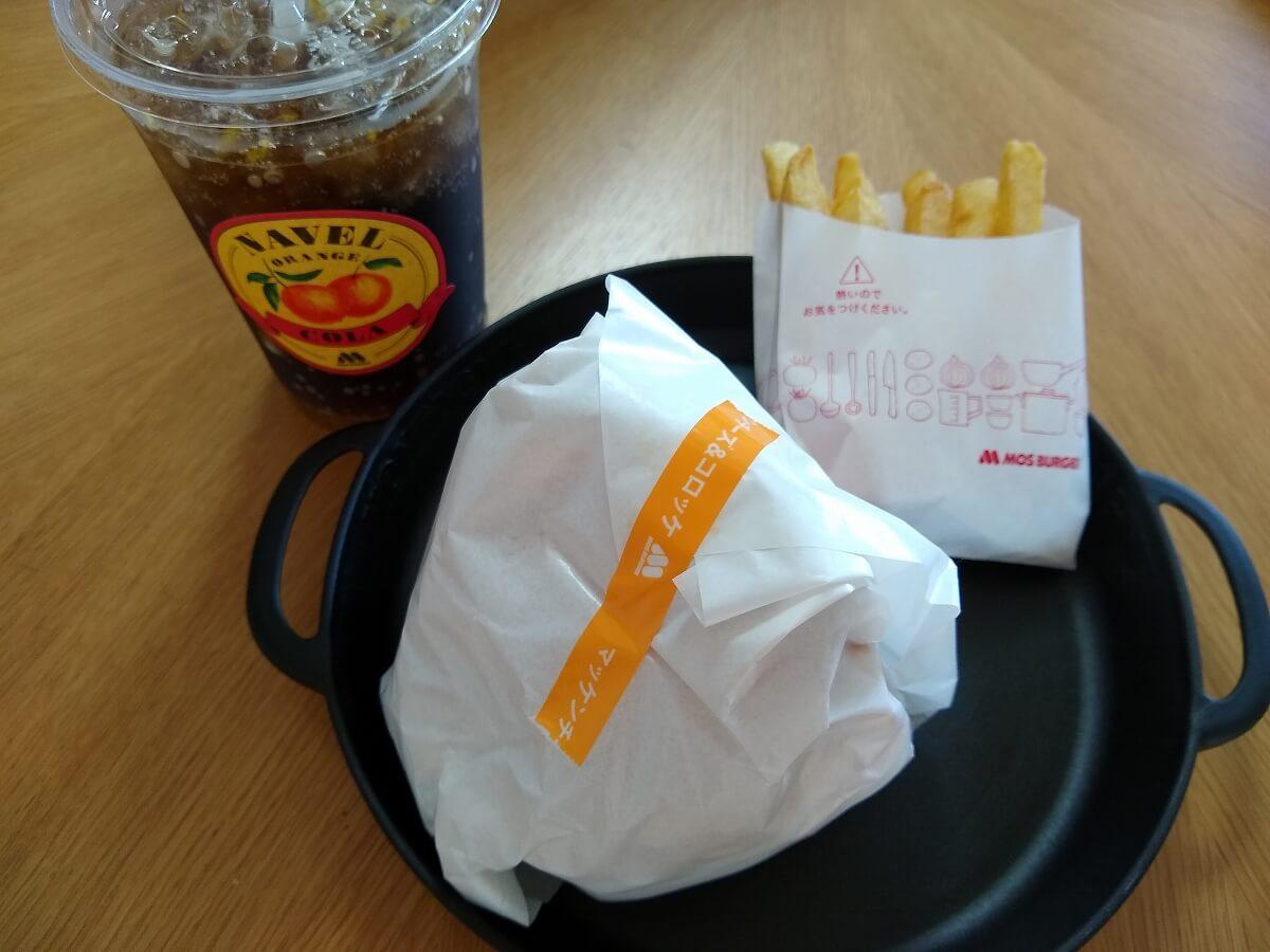マッケンチーズ&コロッケセット