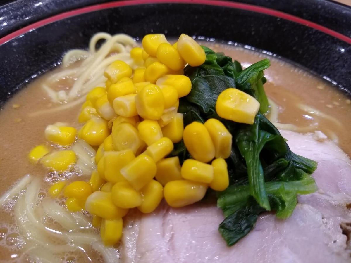 麺場寺井の味噌ラーメン202102