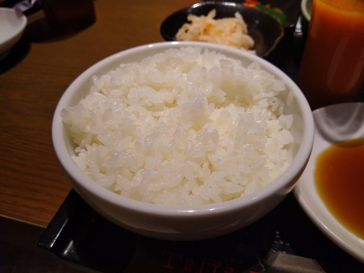 焼肉トラジトレッサ横浜店ランチ