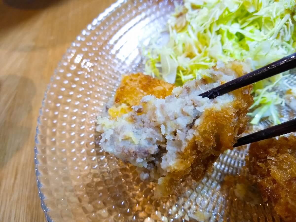横浜野本の肉コロッケ