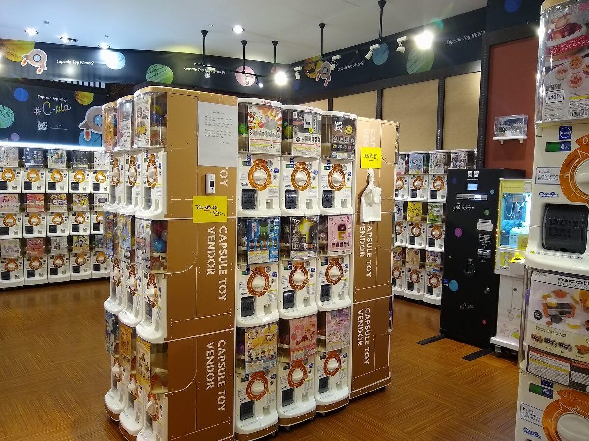 シープラトレッサ横浜店