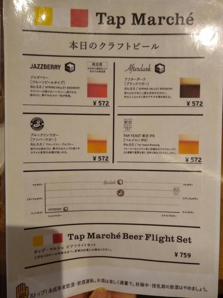 金串綱島店クラフトビール