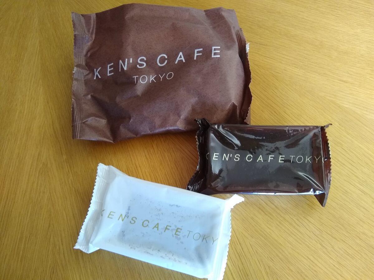 ケンズカフェ東京チョコレート菓子