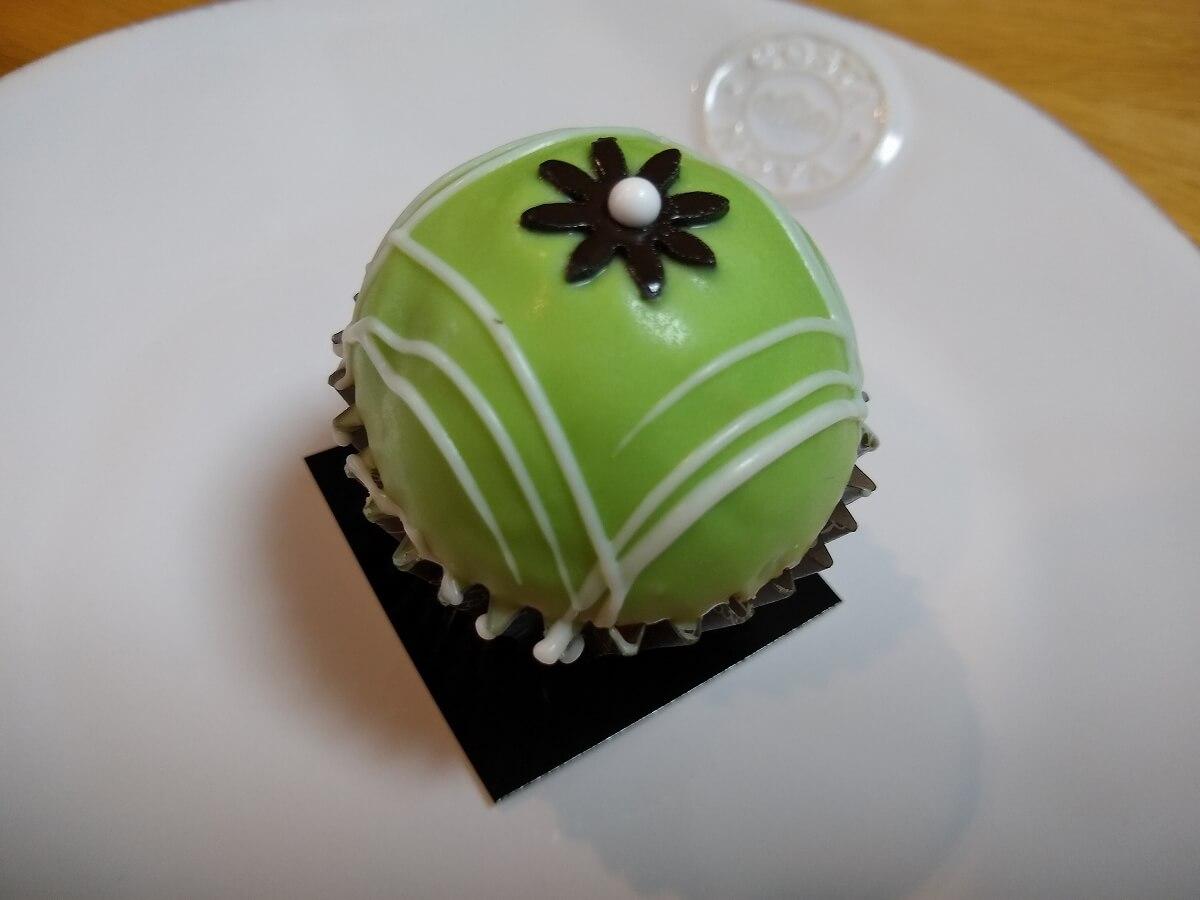 チャプチーノのカップケーキ