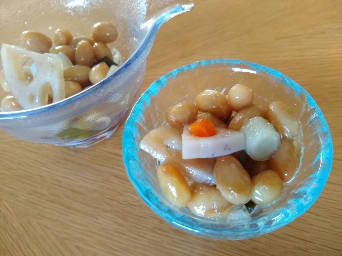 海野屋の煮豆