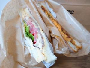 yolotruckyokohamaサンドイッチ