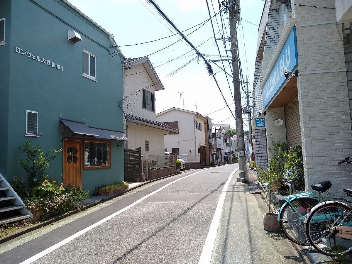 大倉山hidamari