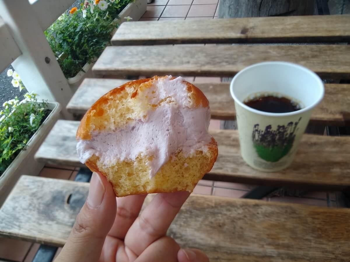 ひげのパン屋マリトッツォ202107