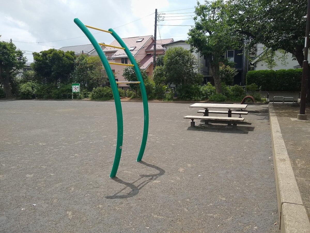 新吉田第一公園遊具