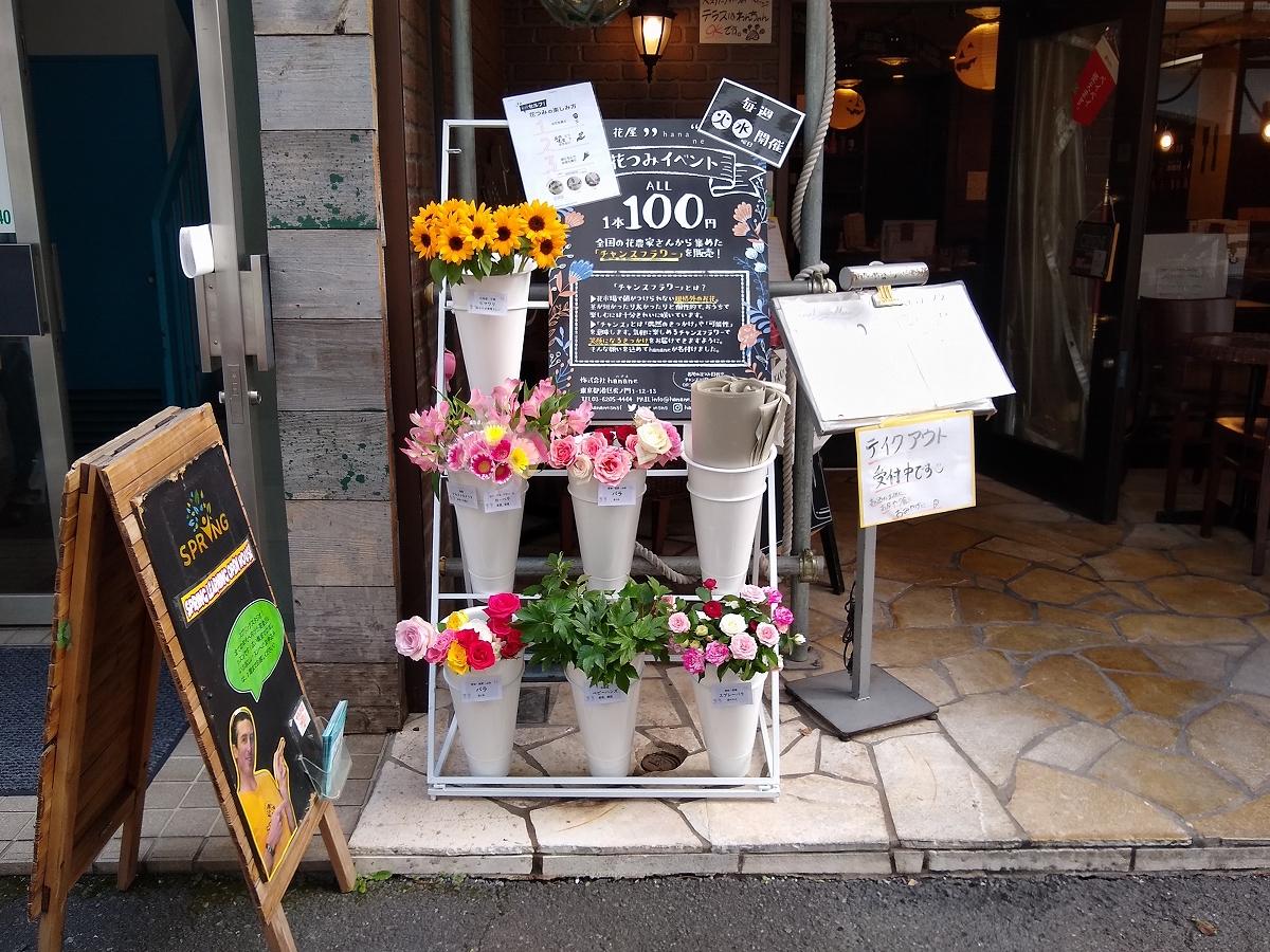 ペスカーラの花つみイベント